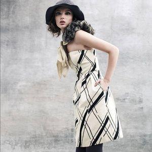 {Anthropologie} Dashed Guilt Dress